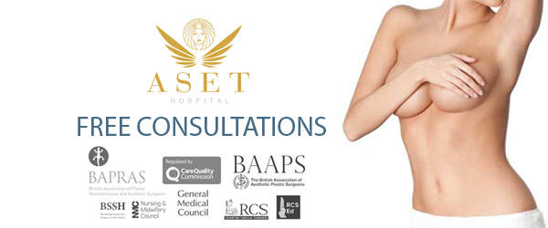 Breast news from Aset hospital Consultant plastic surgeon Mr Hassan Shaaban - discuss's the important question where is the compromise in breast surgery - Aset Hospital Cosmetic surgery offer free breast consultations
